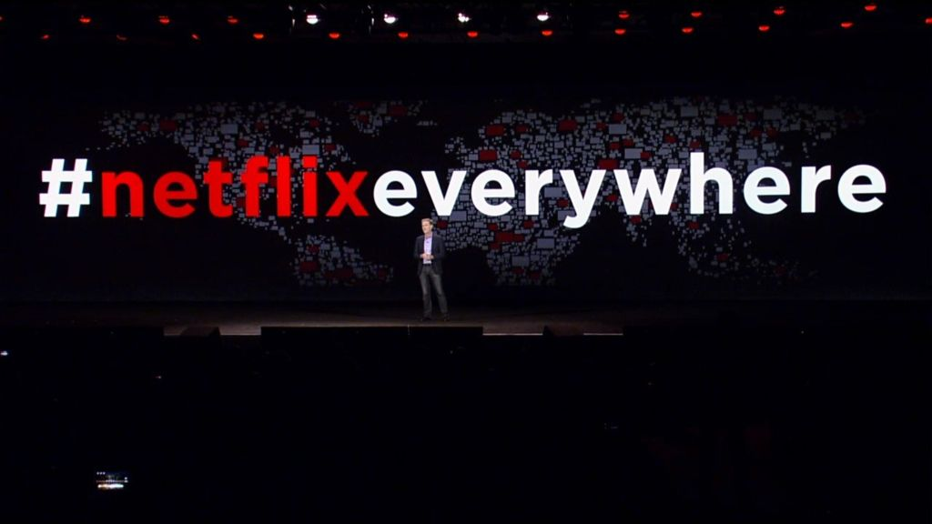 Sure, while you can now setup a Netflix account in many more countries, that doesn't mean that you've access to the best movies and TV shows, most of which come from the U.S. (Image source: Netflix.)