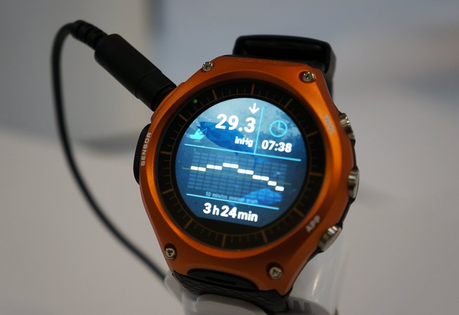 More Functions And Capabilities Ces 2016 Casio
