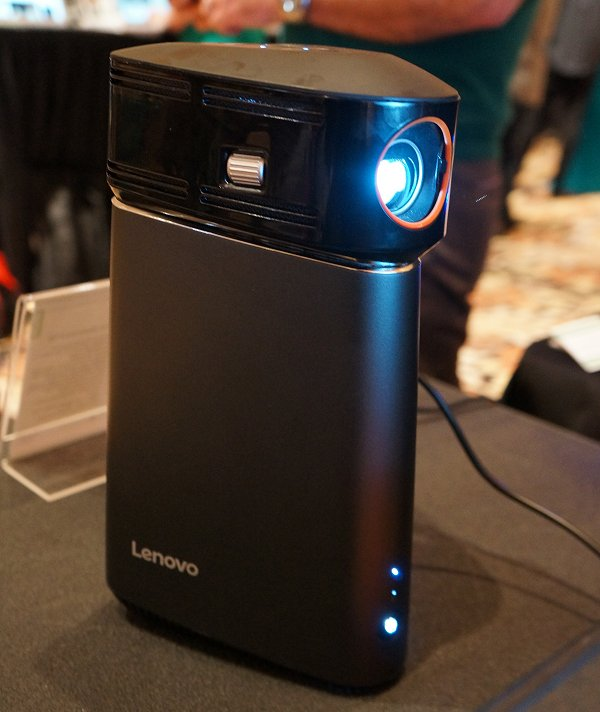 Lenovo unveils new yoga 900s and a compact pc with a for Best wireless mini projector