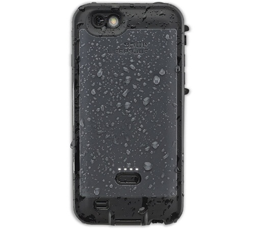 super popular b89a7 bf872 LifeProof unveils first waterproof battery case for the Apple iPhone ...