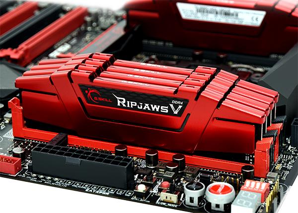 G.Skill Ripjaws V 128GB kit