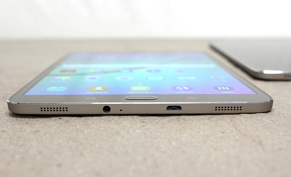 Galaxy Tab S2 ports