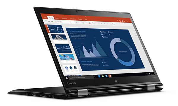 The Lenovo ThinkPad X1 Yoga
