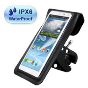 DigiDock Universal Waterproof Cradle for Bike & Motorbike (CR-1101BG-A)
