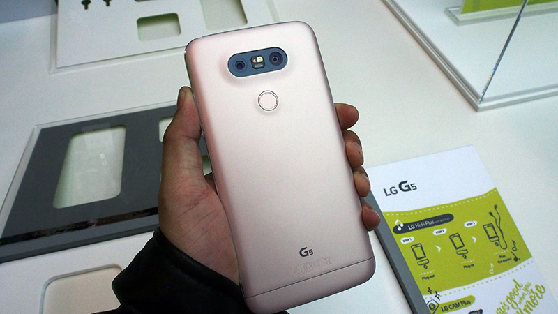 LG G5.