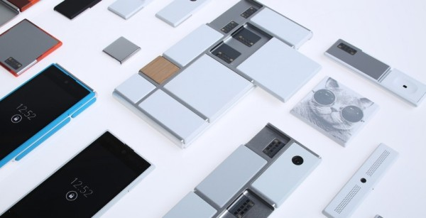 Fully modular smartphones, as is probably envisioned by Project Ara. <br> Image source: SlashGear.