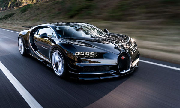 Meet the Bugatti Chiron, the new most powerful production car in the ...