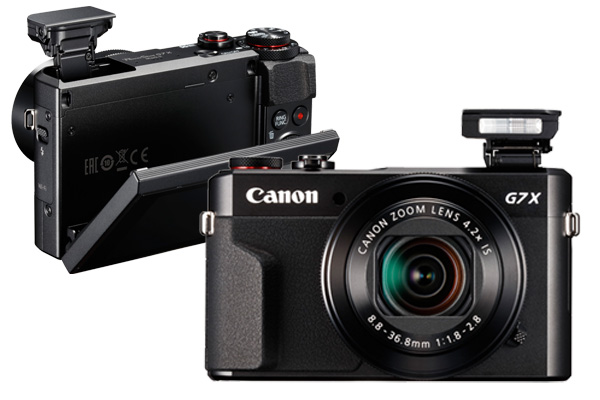 Canon officially launches the PowerShot G7 X Mark II and ...
