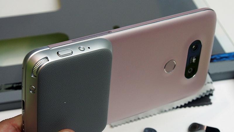 LG G5 CAM Plus module