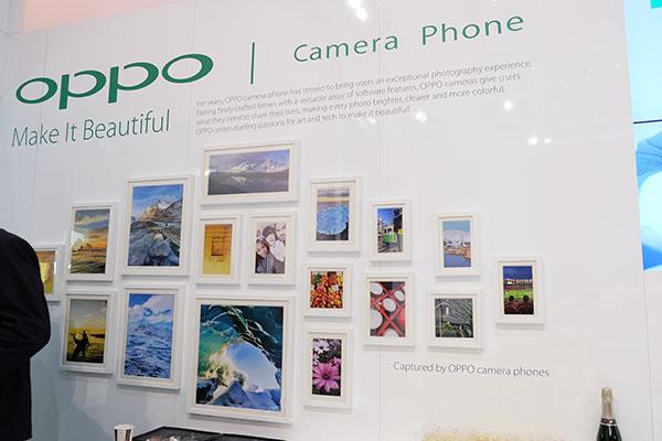 Oppo camera