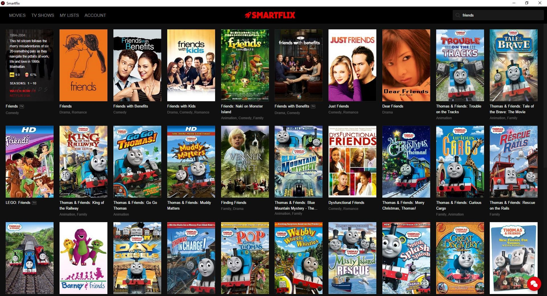 Netflix Tips Films