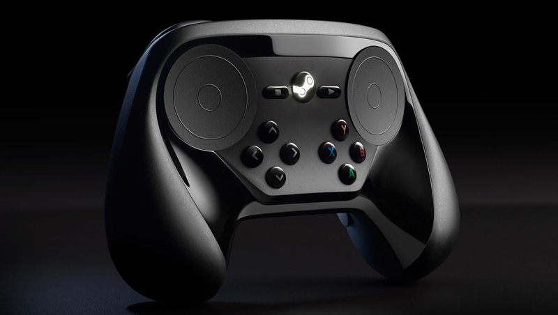 The Steam Controller is part of Valve's drive to put PCs into living rooms.