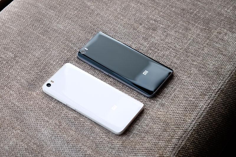 Xiaomi Mi 5 glass back