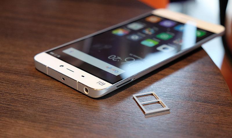 Photos Xiaomi Mi 5 Smartphone