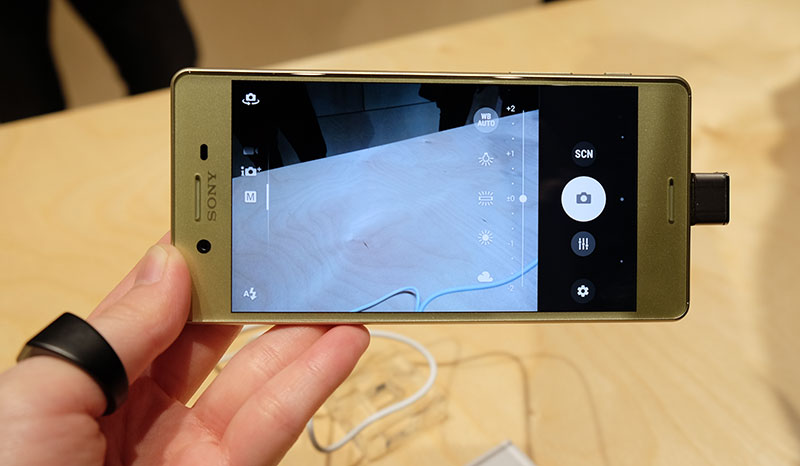 Hands-on with the new Sony Xperia X series phones - HardwareZone com sg