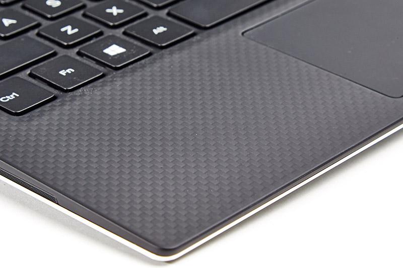 Dell XPS 13 palm rest