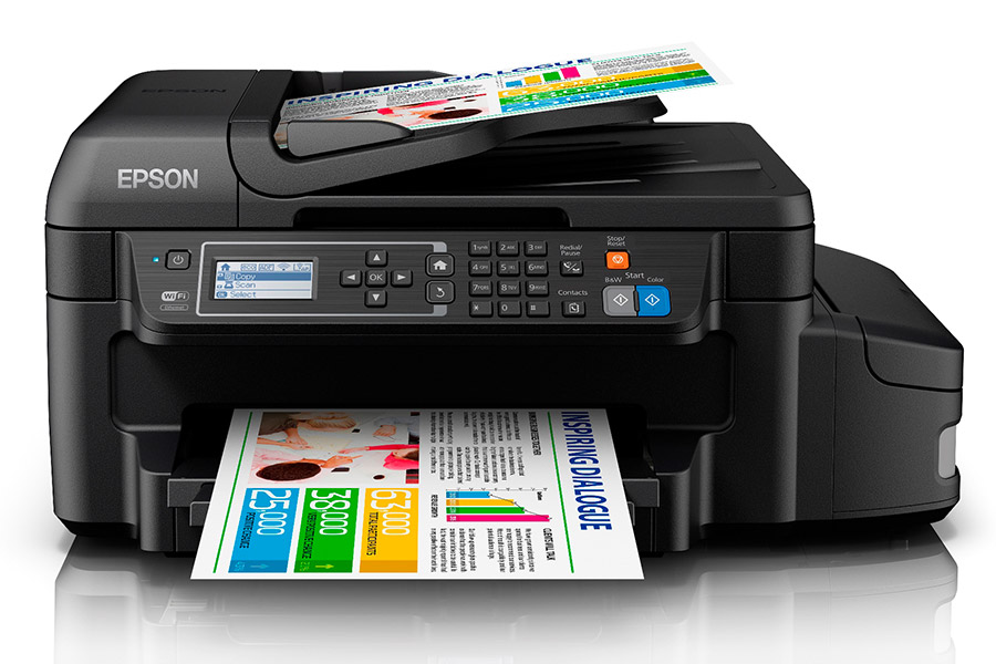 epson l655 a low cost per page inkjet printer for those who print a lot