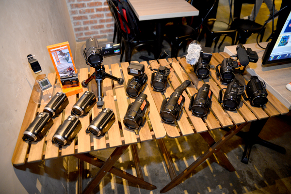 Sony updates Handycam series with 4K-capable camcorders ...