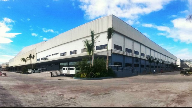 The new office at the MSI-ECS Complex in M. Eusebio Ave., San Miguel, Pasig City.
