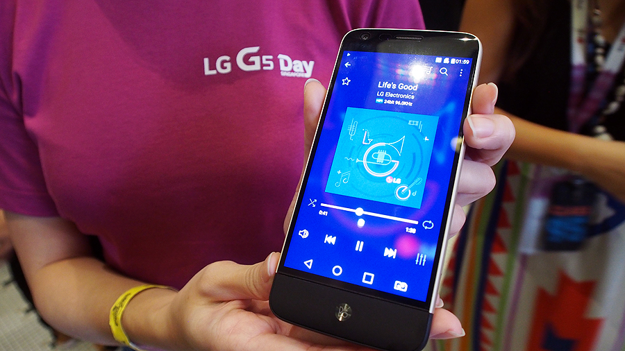 LG announces LG G5's pricing and availability in Singapore