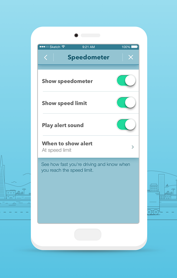 Waze will now alert you when you're driving over the speed ...