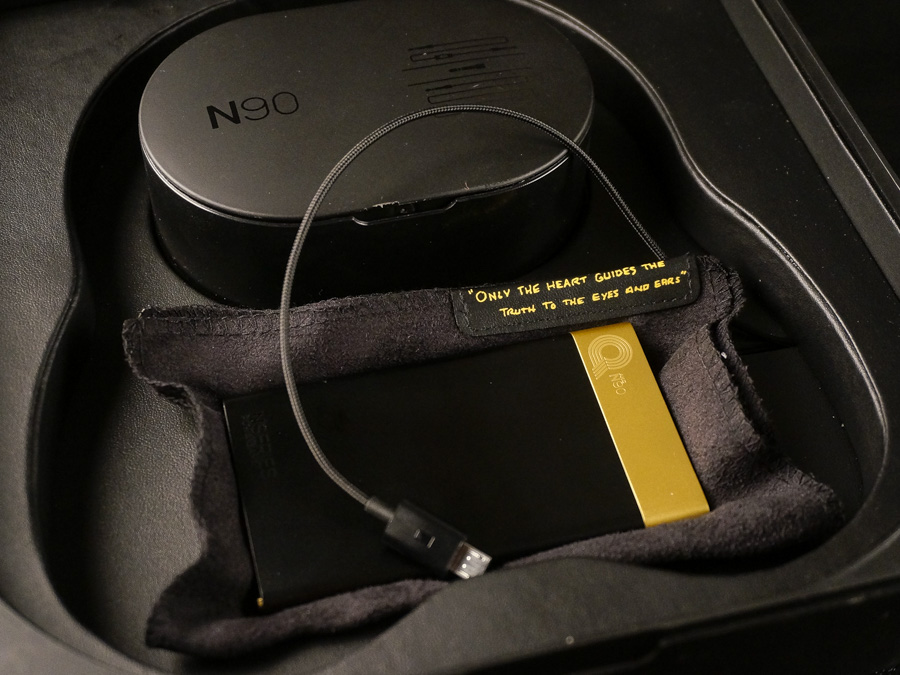 Yes, you can charge these headphones from within the case itself!