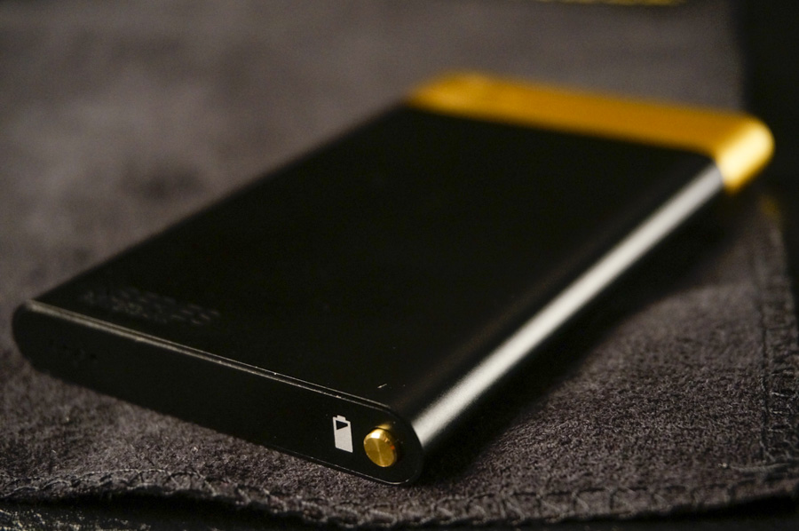 A power bank to keep your headphones going while you're on the move.