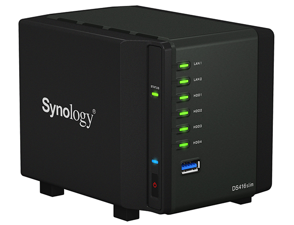 Synology DiskStation DS416slim NAS