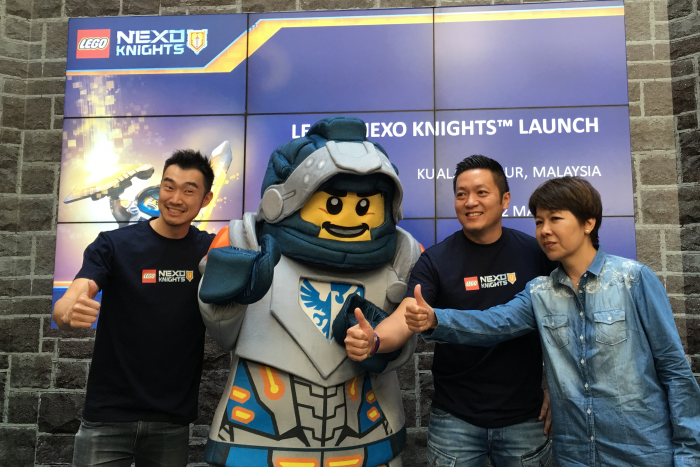 LEGO NEXO Knights collection makes Malaysian debut - HardwareZone com my