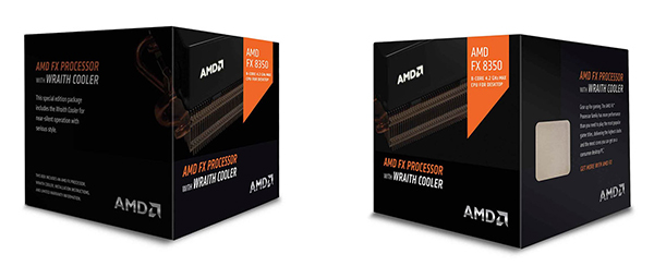 AMD's Wraith cooler now available for FX-8350 and FX-6350