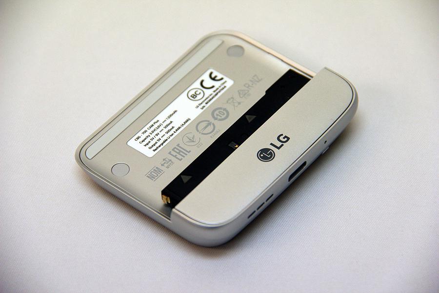 LG Cam Plus.
