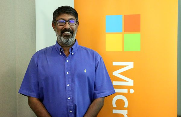 Dinesh Nair, Director of Developer Experience & Evangelism, Microsoft Malaysia.