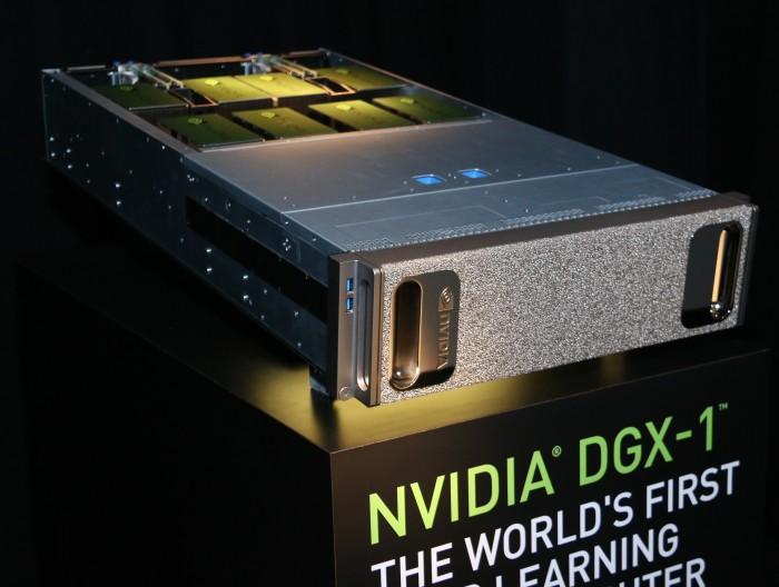 nvidias dgx 1 supercomputer packs - 700×528