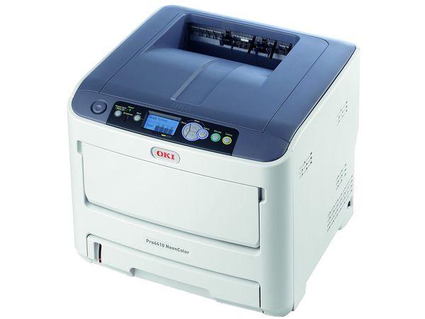 OKI Pro6410 NeonColor.
