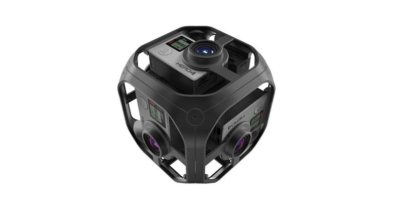 GoPro expands VR efforts with new GoPro Omni rig - HardwareZone.com.sg