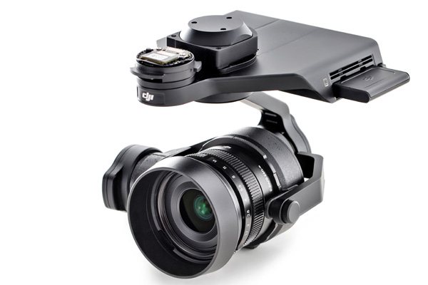 The X5R is an interchangeable lens camera with a Micro Four Thirds mount.
