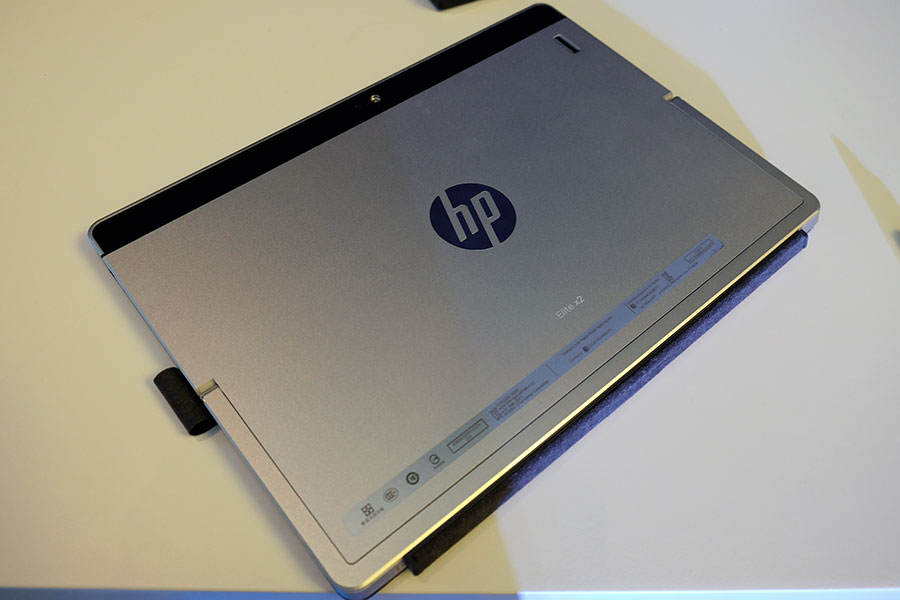 Hands On The Hp Elite X2 Hybrid Is For Professionals Who