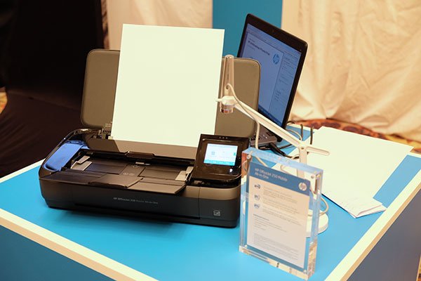 These new HP OfficeJet mobile printers will let you print