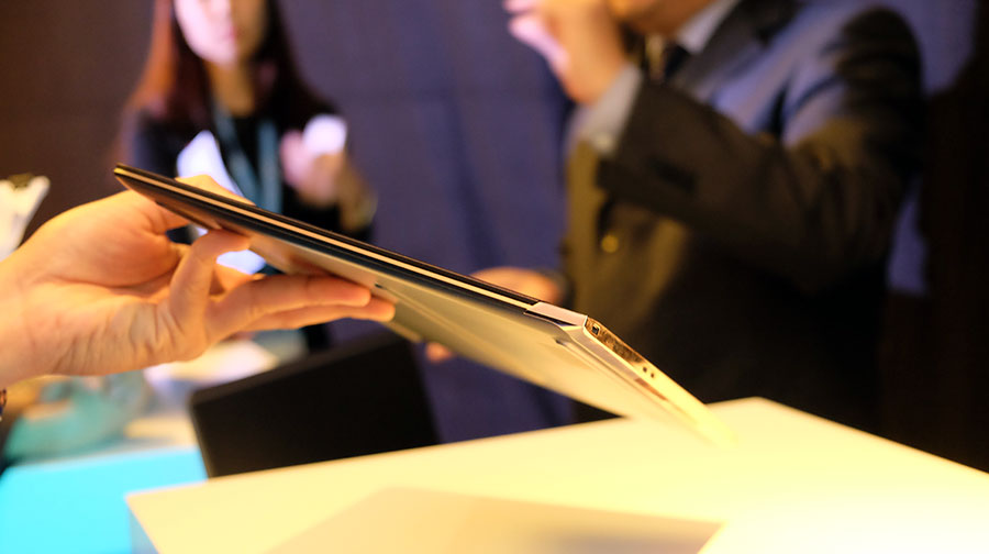 HP Spectre thin