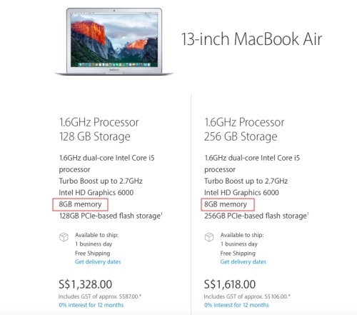Did you know the 13-inch MacBook Air got upgraded too