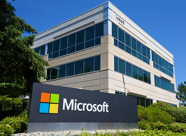 Redmond is suing the Justice Department over its right to inform customers if the government has accessed their data. (Image Source: Microsoft)