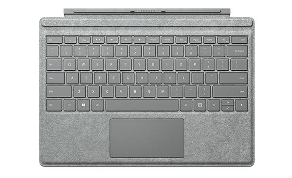 Microsoft Signature Type Cover keyboard