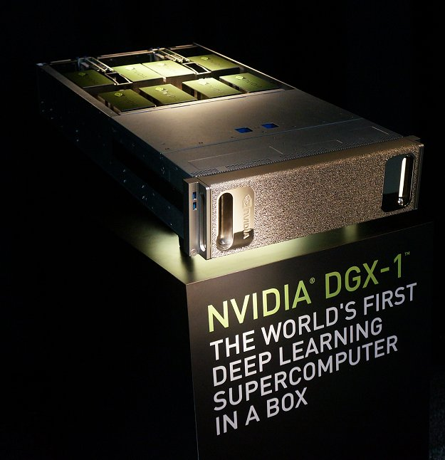 Meet The Us 129 000 Nvidia Dgx 1 Deep Learning