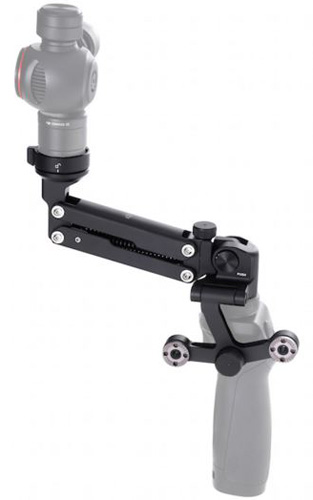 The Z-axis offers even better stabilization along the vertical axis.