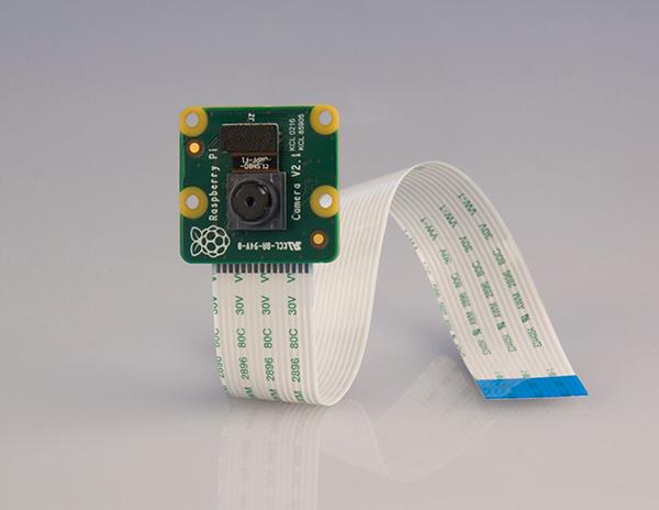 Raspberry Pi Sony visible-light