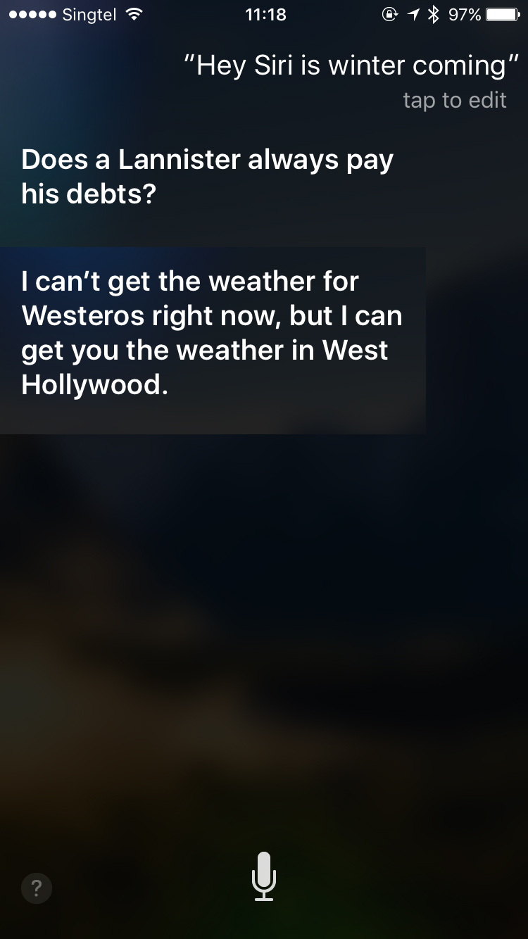 how to ask about weather