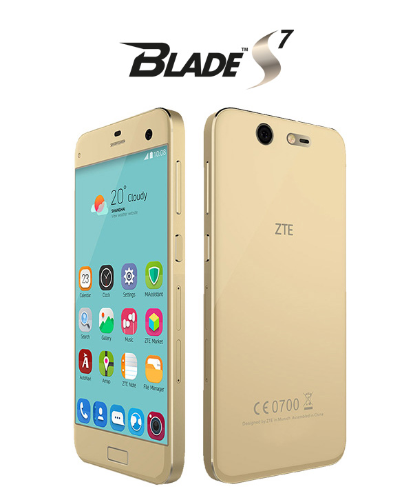 zte blade s7 incoming