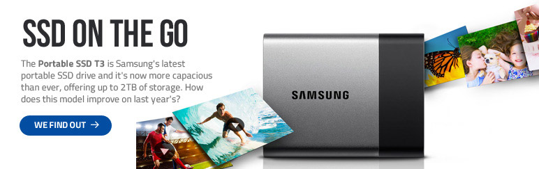 Review: Samsung Portable SSD T3