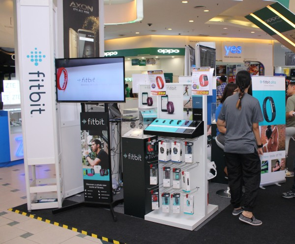 Fitbit will also be present at our PlayTest event, with deals and information surrounding their fitness trackers.