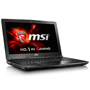 MSI GL62 6QD Gaming Notebook